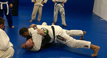 Brazilian Jiu-Jitsu classes in Amherst, MA
