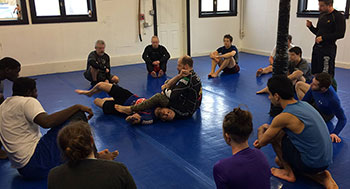 What we teach at NESF – MMA and Jiu-Jitsu