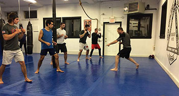 Self-defense classes in Amherst, MA